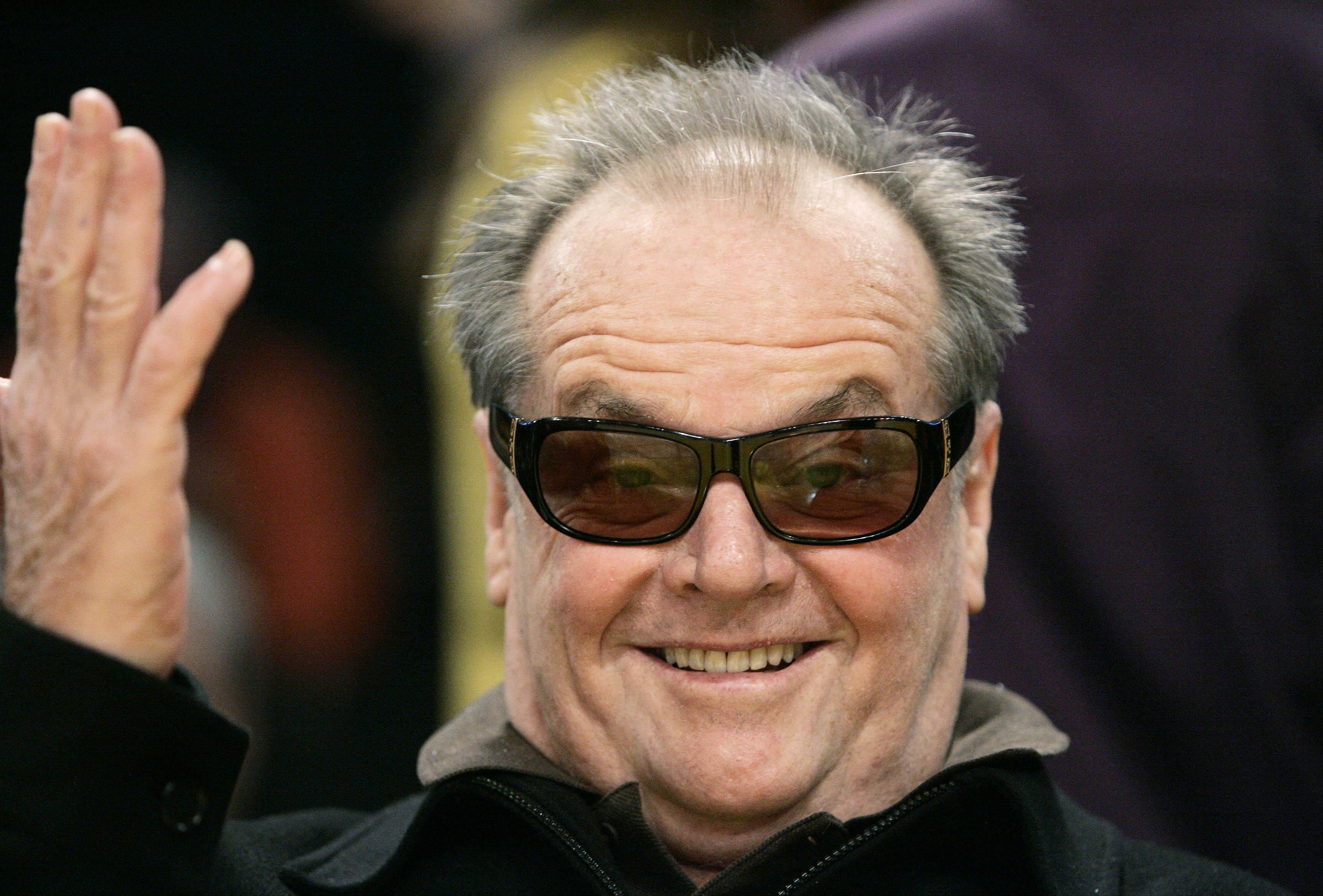 Jack Nicholson Background