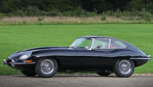 Jaguar E Type Background
