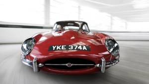 Jaguar E Type Wallpaper