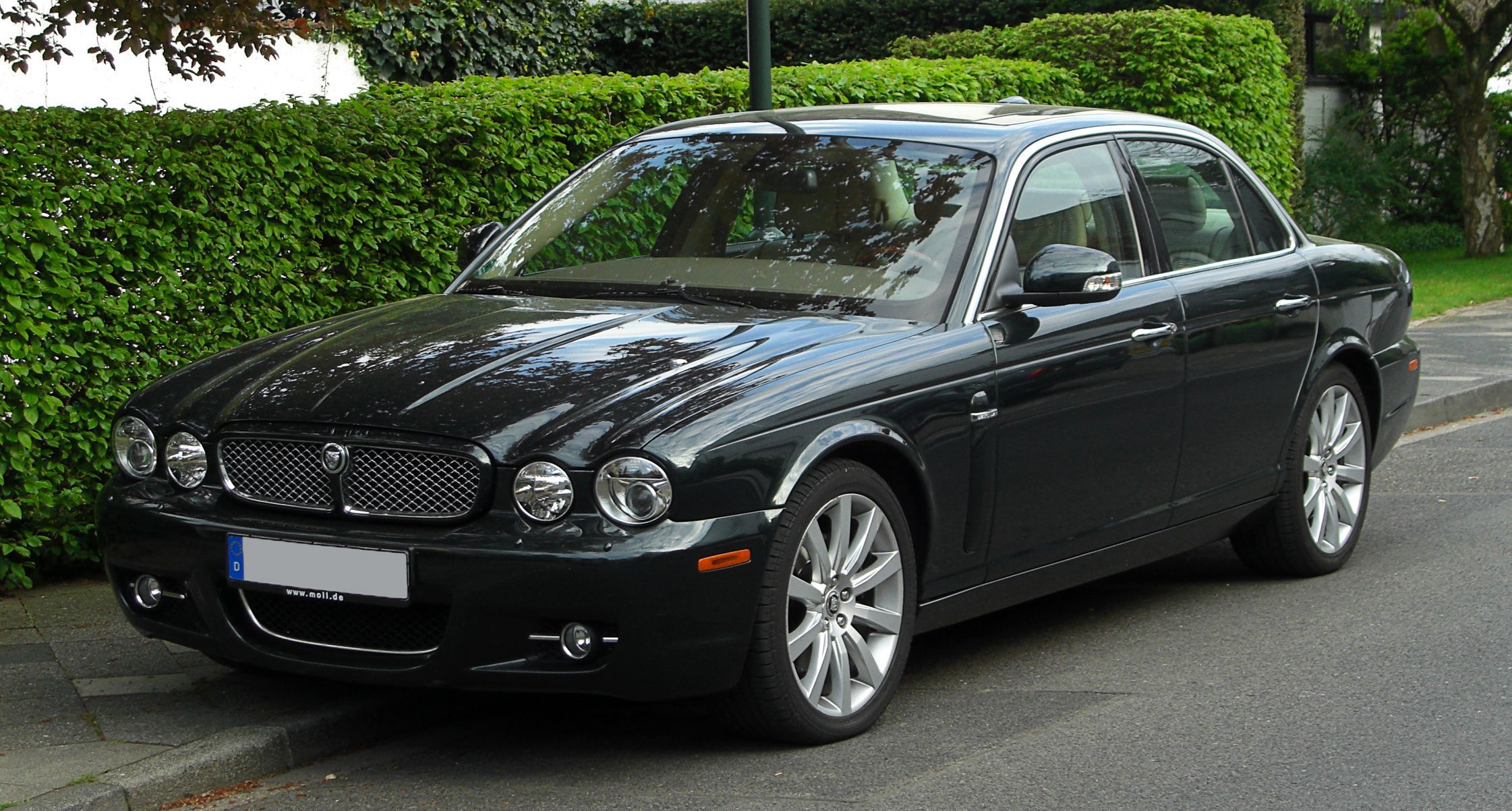 Jaguar Xj Hd