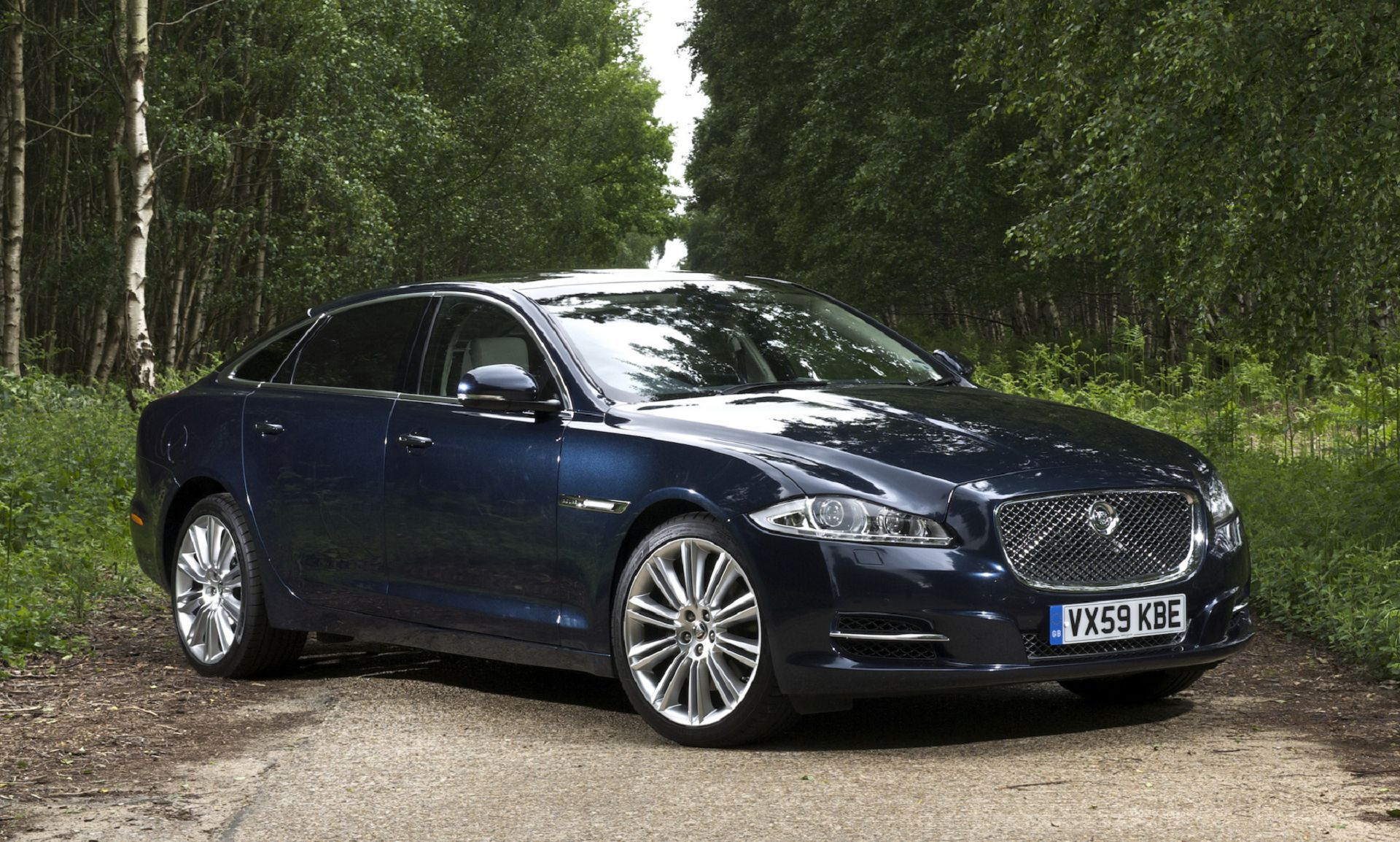 Jaguar Xj High Quality Wallpapers