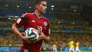 James Rodriguez Background