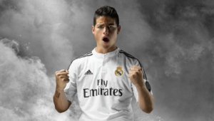 James Rodriguez Computer Backgrounds
