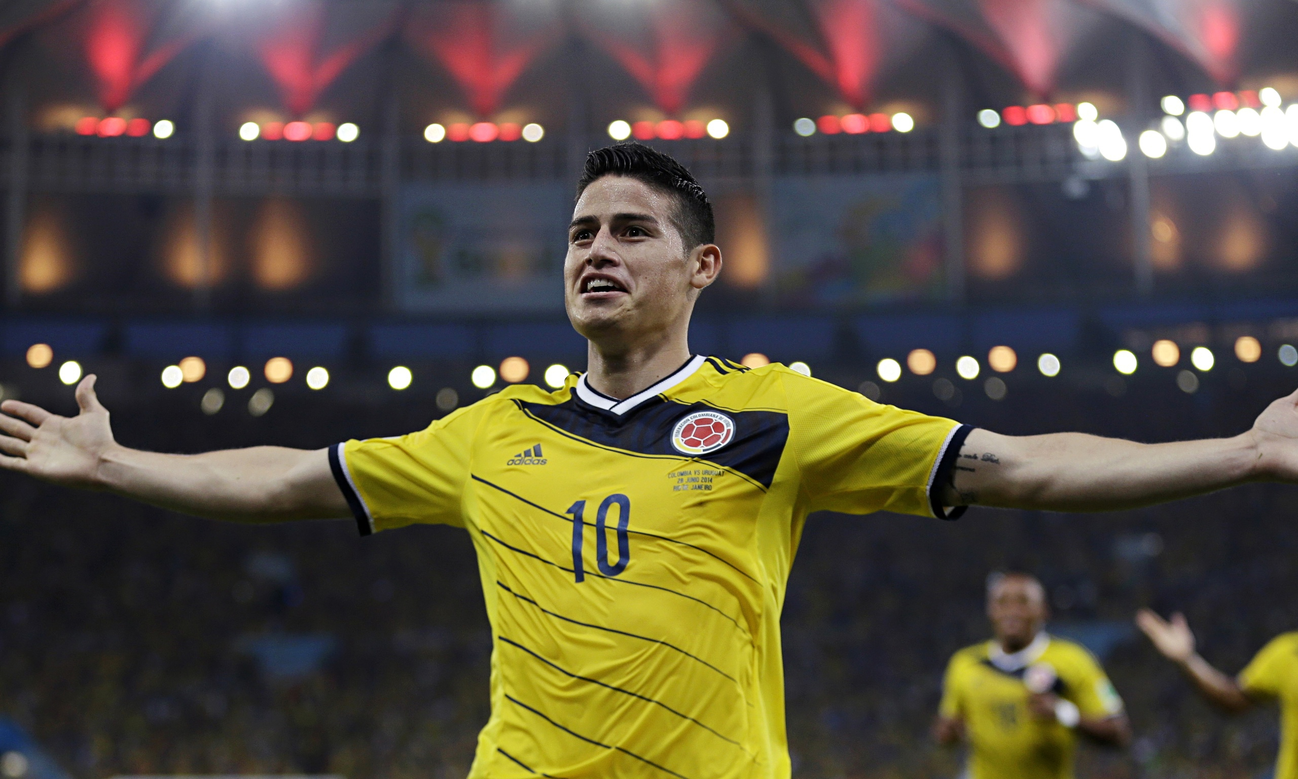 James Rodriguez Hd Desktop