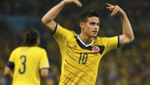 James Rodriguez High Quality Wallpapers