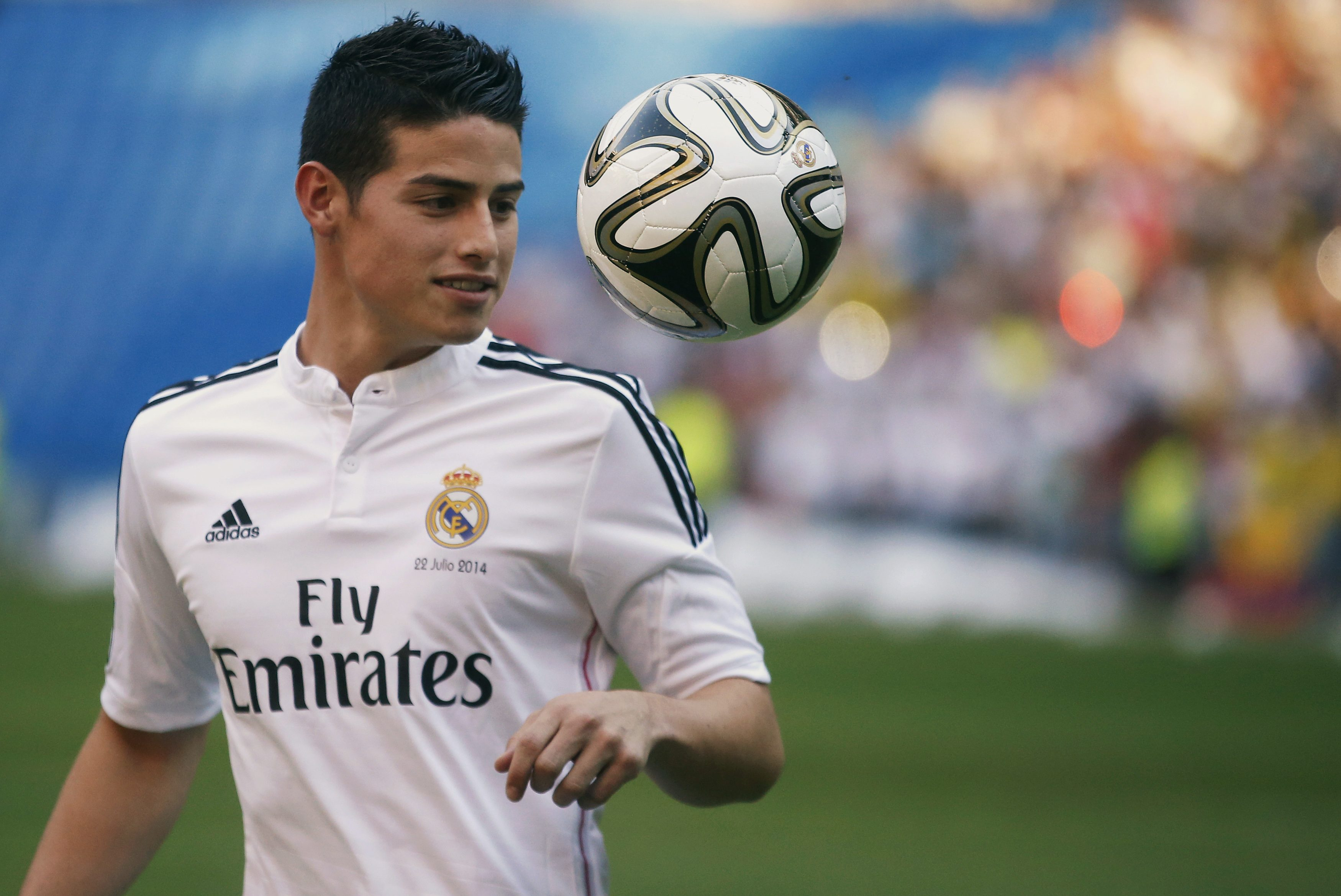 James Rodriguez Wallpapers And Backgrounds