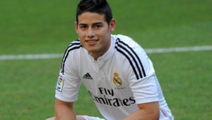 James Rodriguez Widescreen