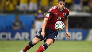 James Rodriguez For Desktop Background