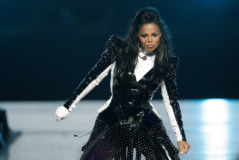 Janet Jackson Background