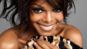 Janet Jackson Desktop Wallpaper