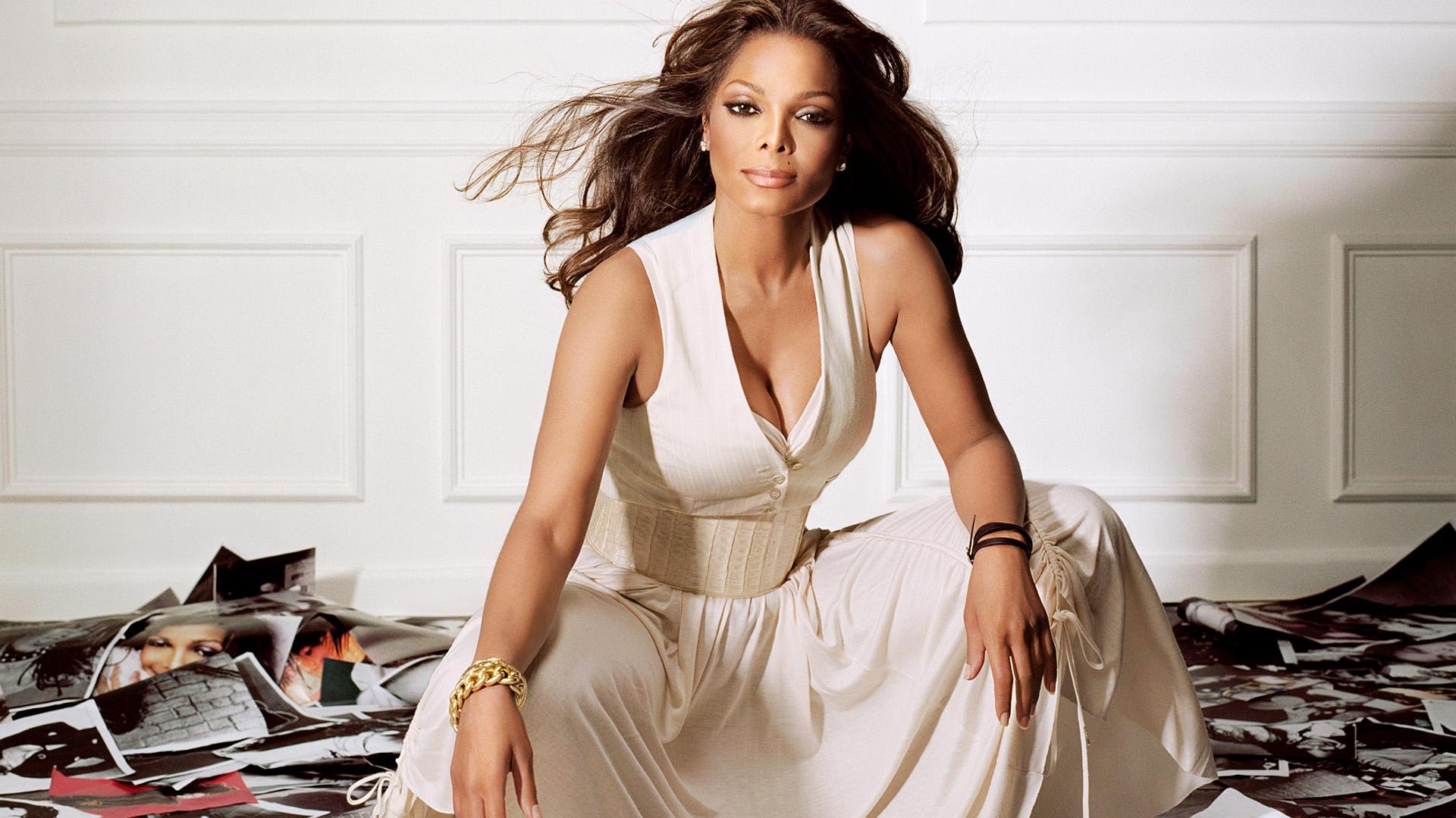 Janet Jackson Hd Background