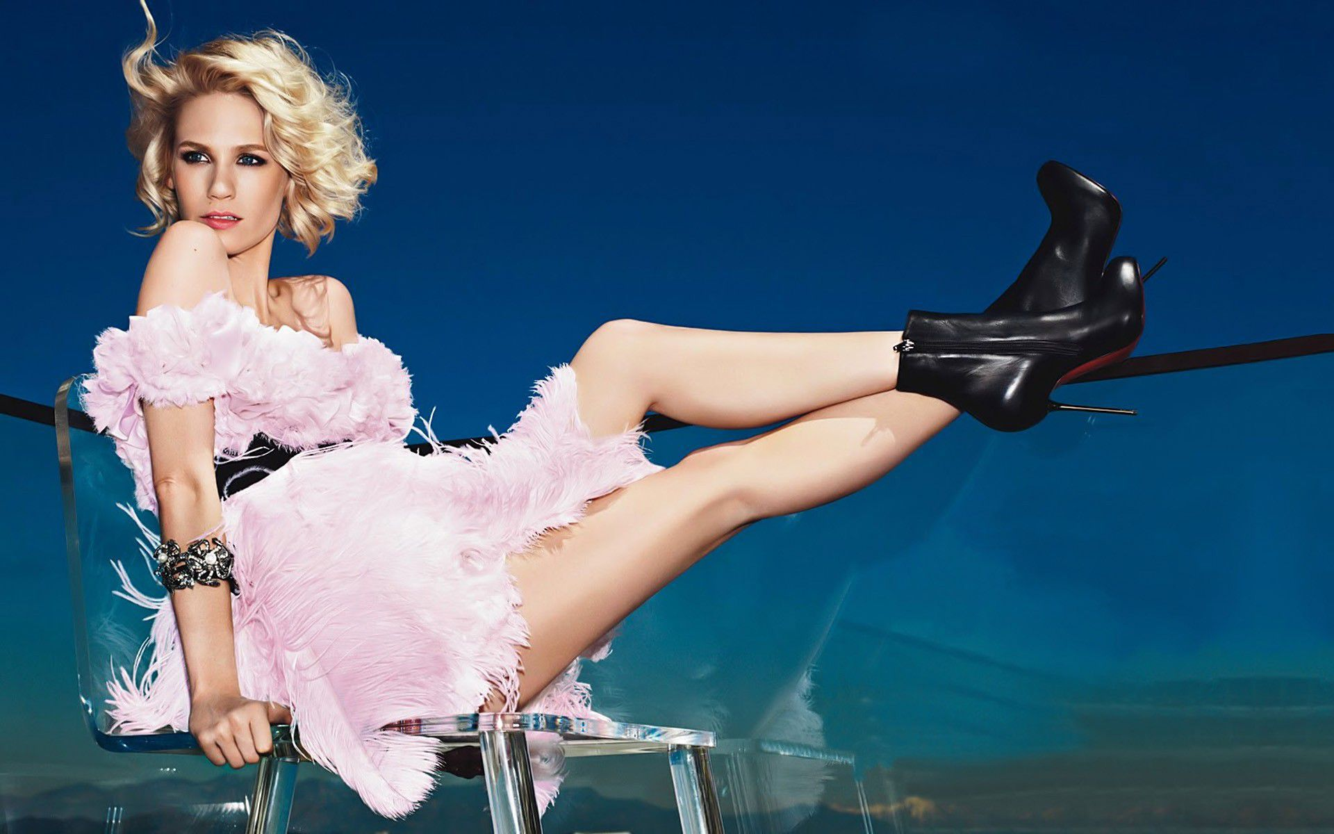 January Jones Wallpapers