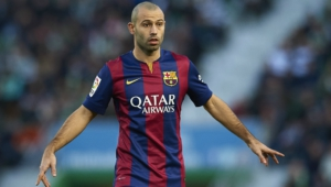 Javier Mascherano High Definition Wallpapers