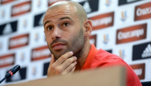 Javier Mascherano High Quality Wallpapers