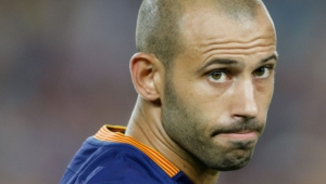 Javier Mascherano Wallpapers Hd