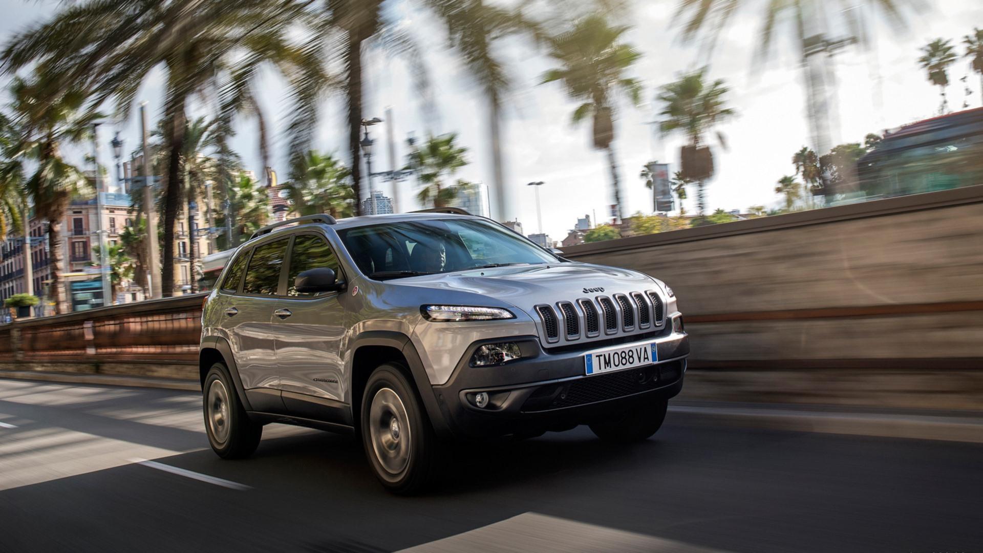 Jeep Cherokee Desktop Images