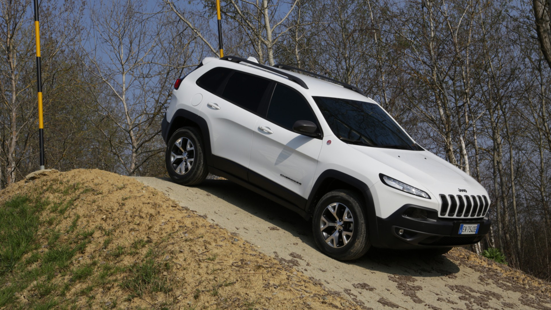 Jeep Cherokee Download Free Backgrounds Hd