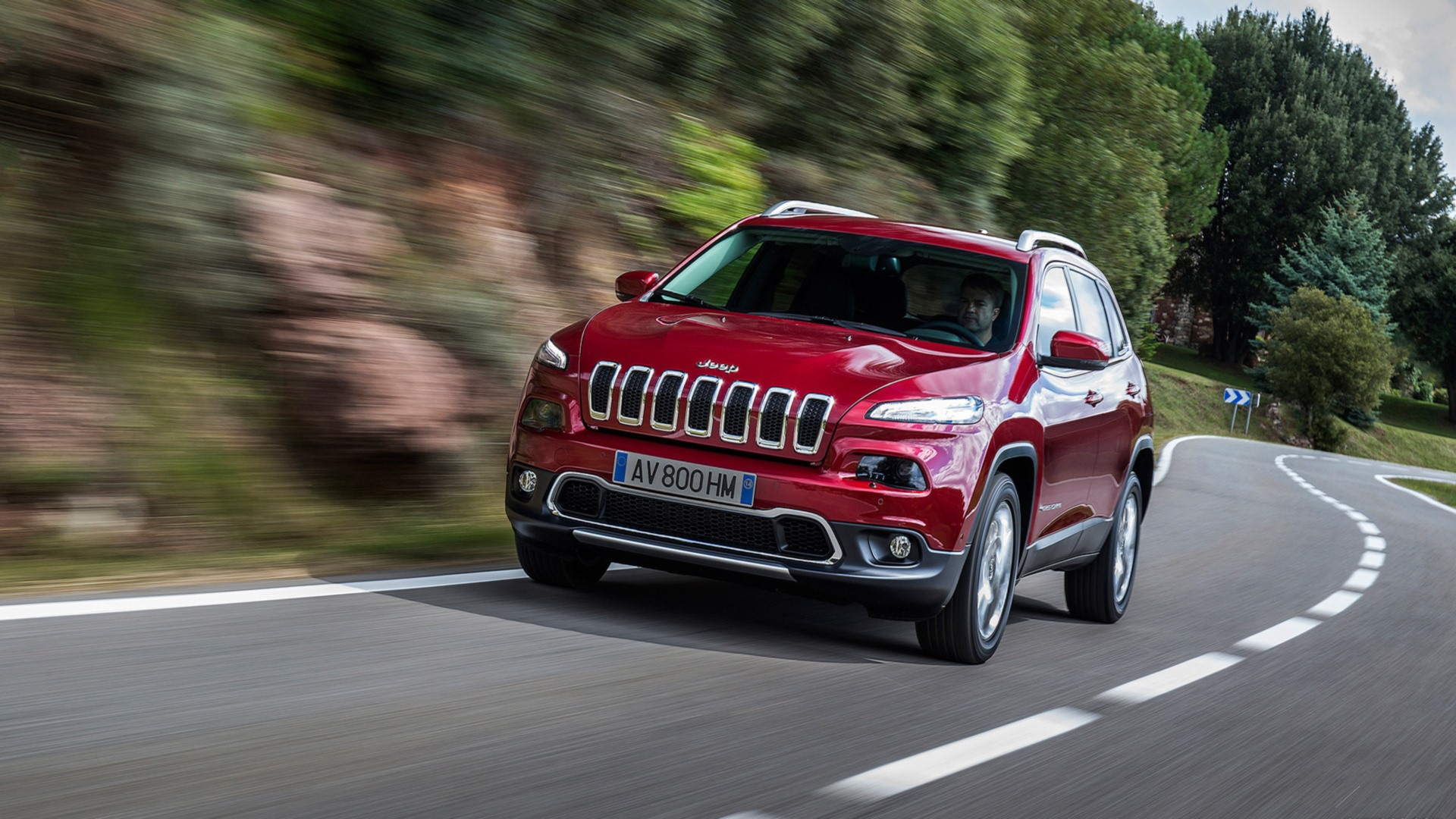 Jeep Cherokee High Quality Wallpapers