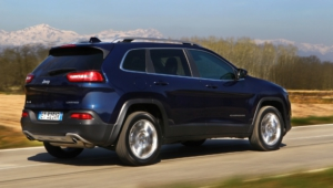 Jeep Cherokee Wallpapers Hd