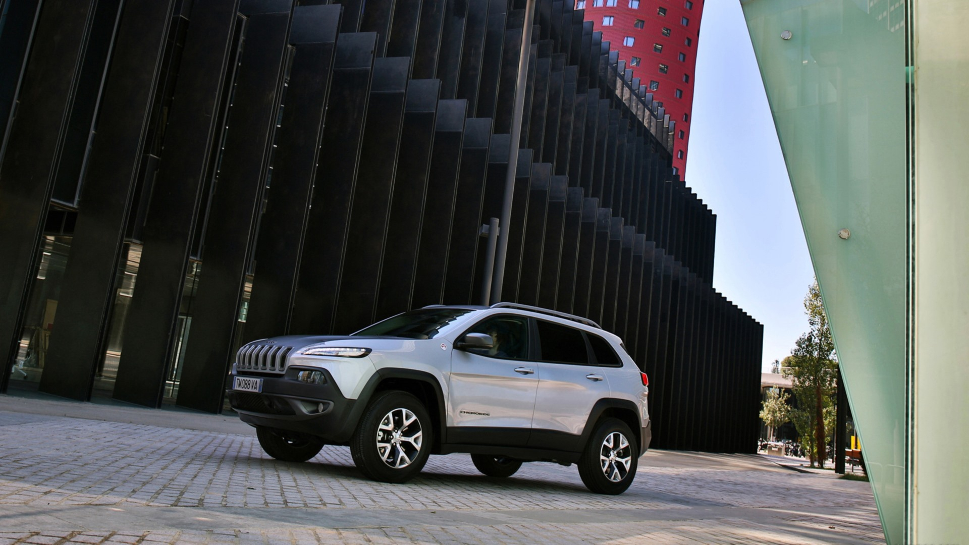 Jeep Cherokee Wallpapers And Backgrounds