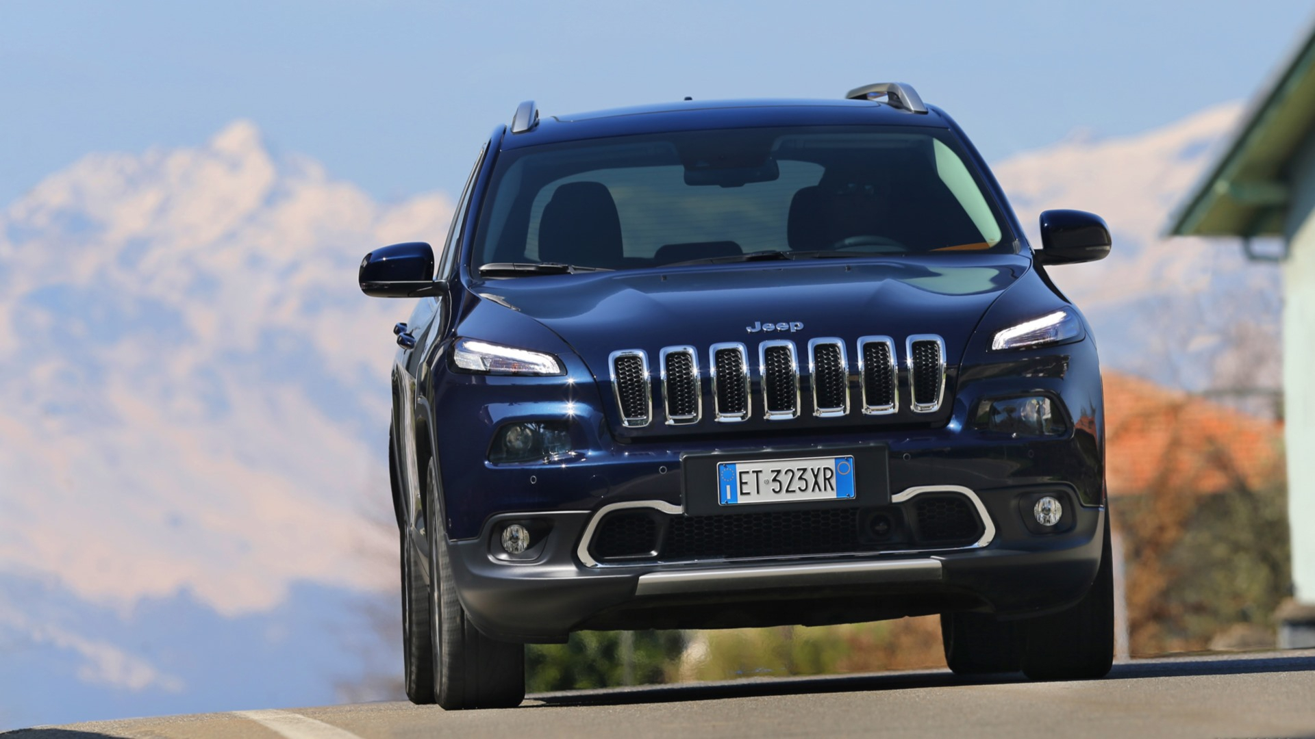 Jeep Cherokee Wallpapers