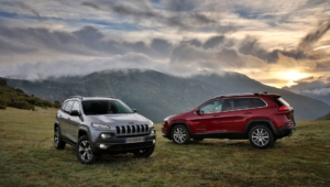 Jeep Cherokee For Desktop