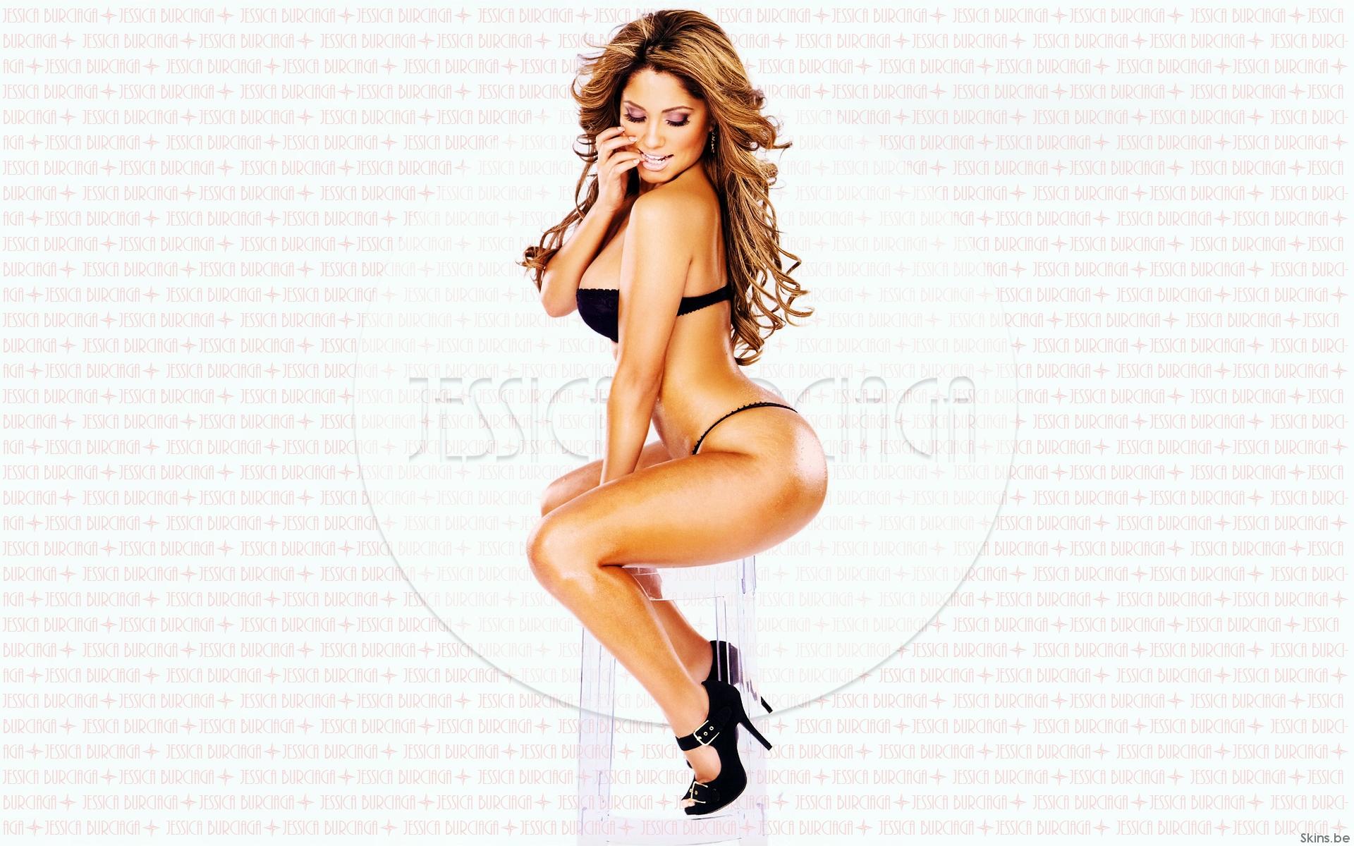 Jessica Burciaga Wallpaper