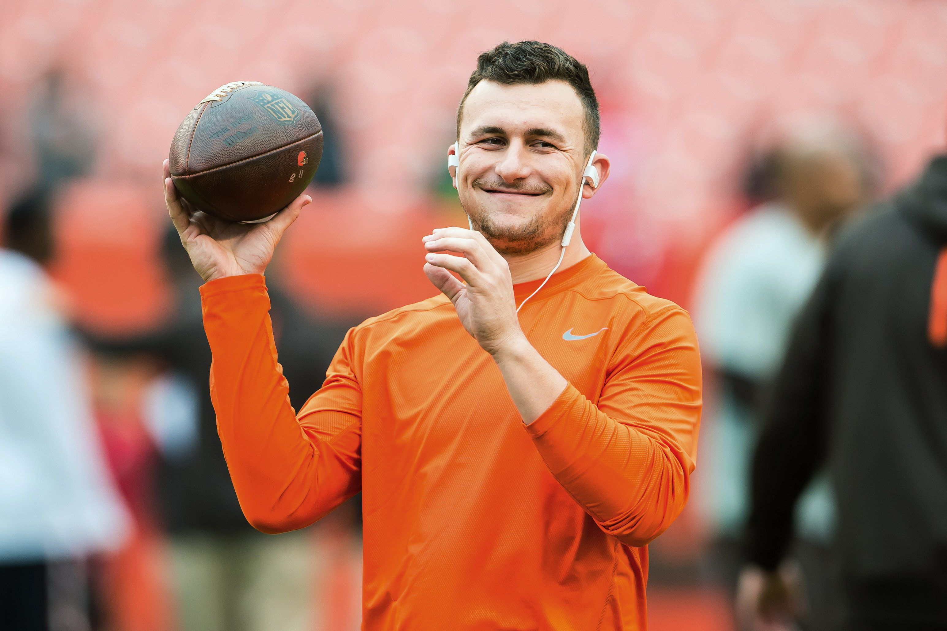 Johnny Manziel High Definition Wallpapers