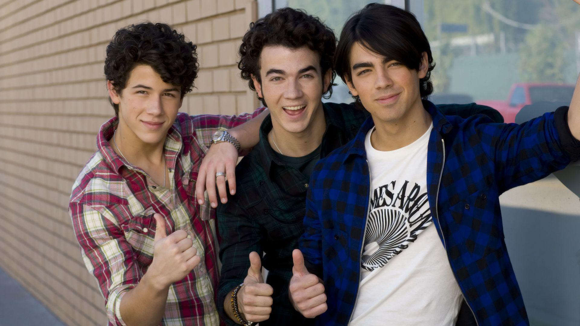 Jonas Brothers Computer Wallpaper