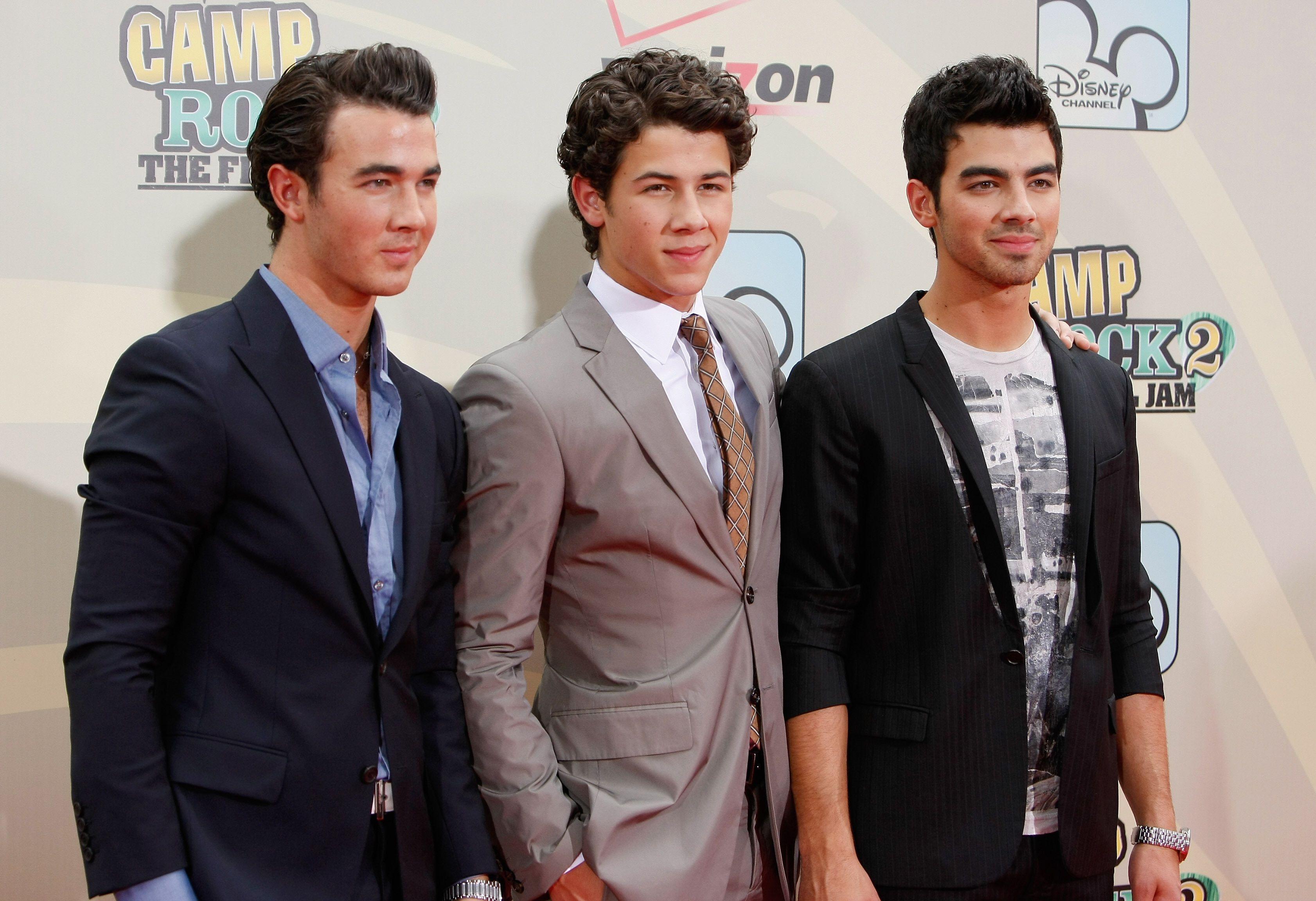 Jonas Brothers Hd Background