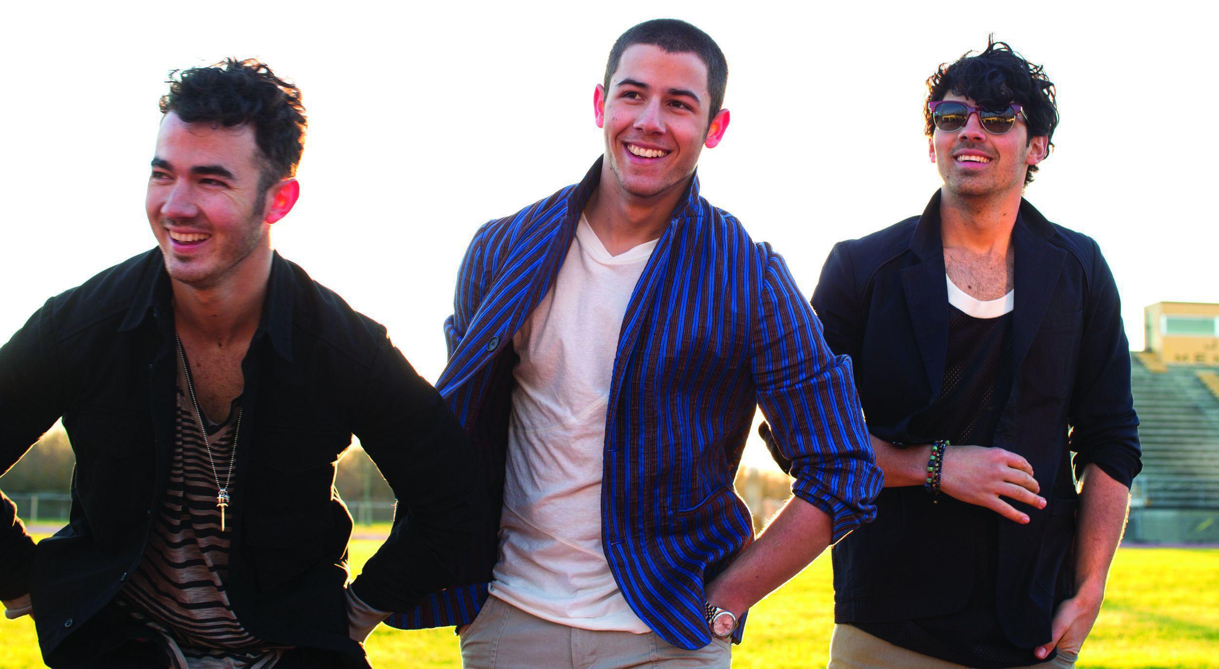 Jonas Brothers Hd Wallpaper