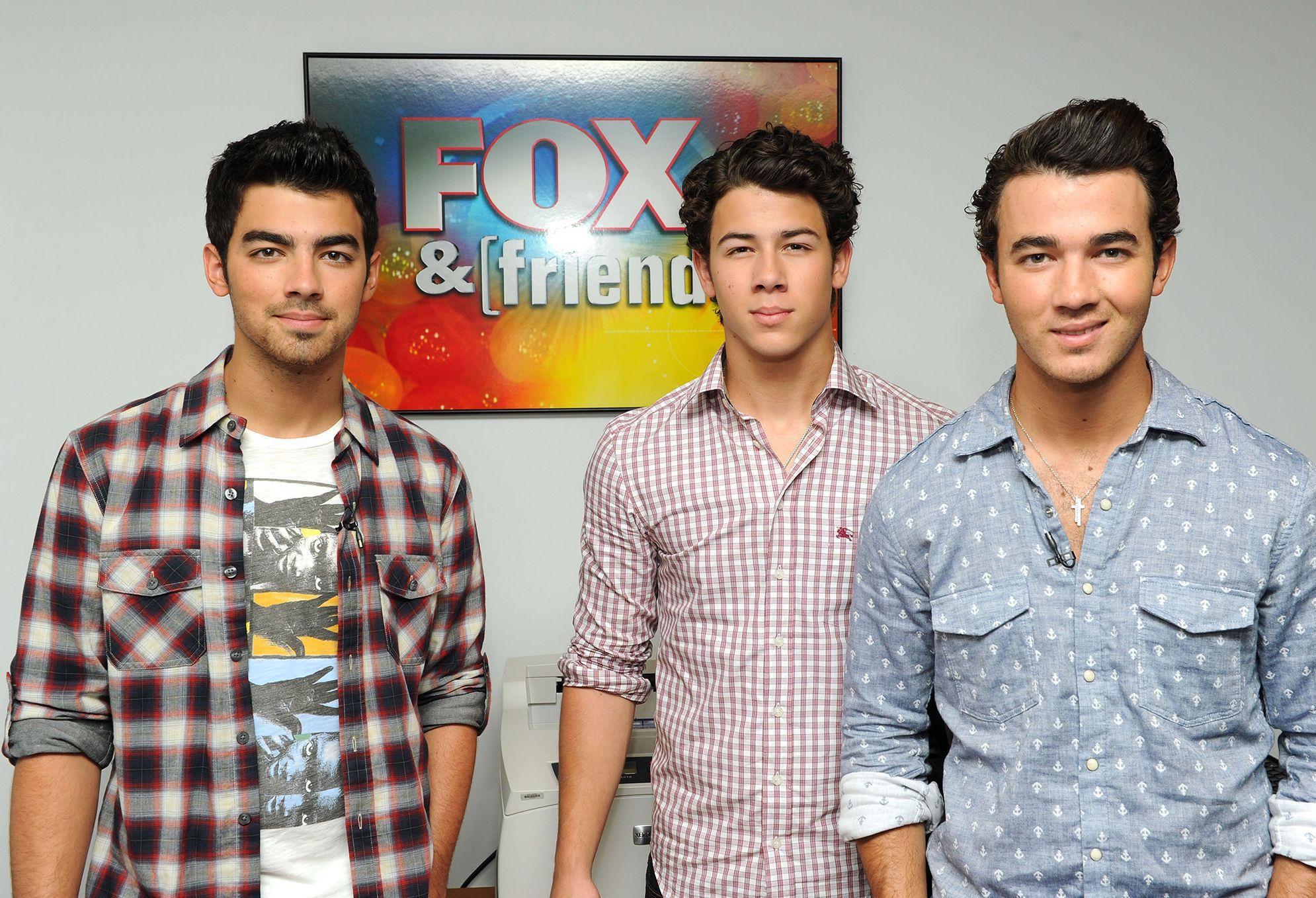 Jonas Brothers For Desktop