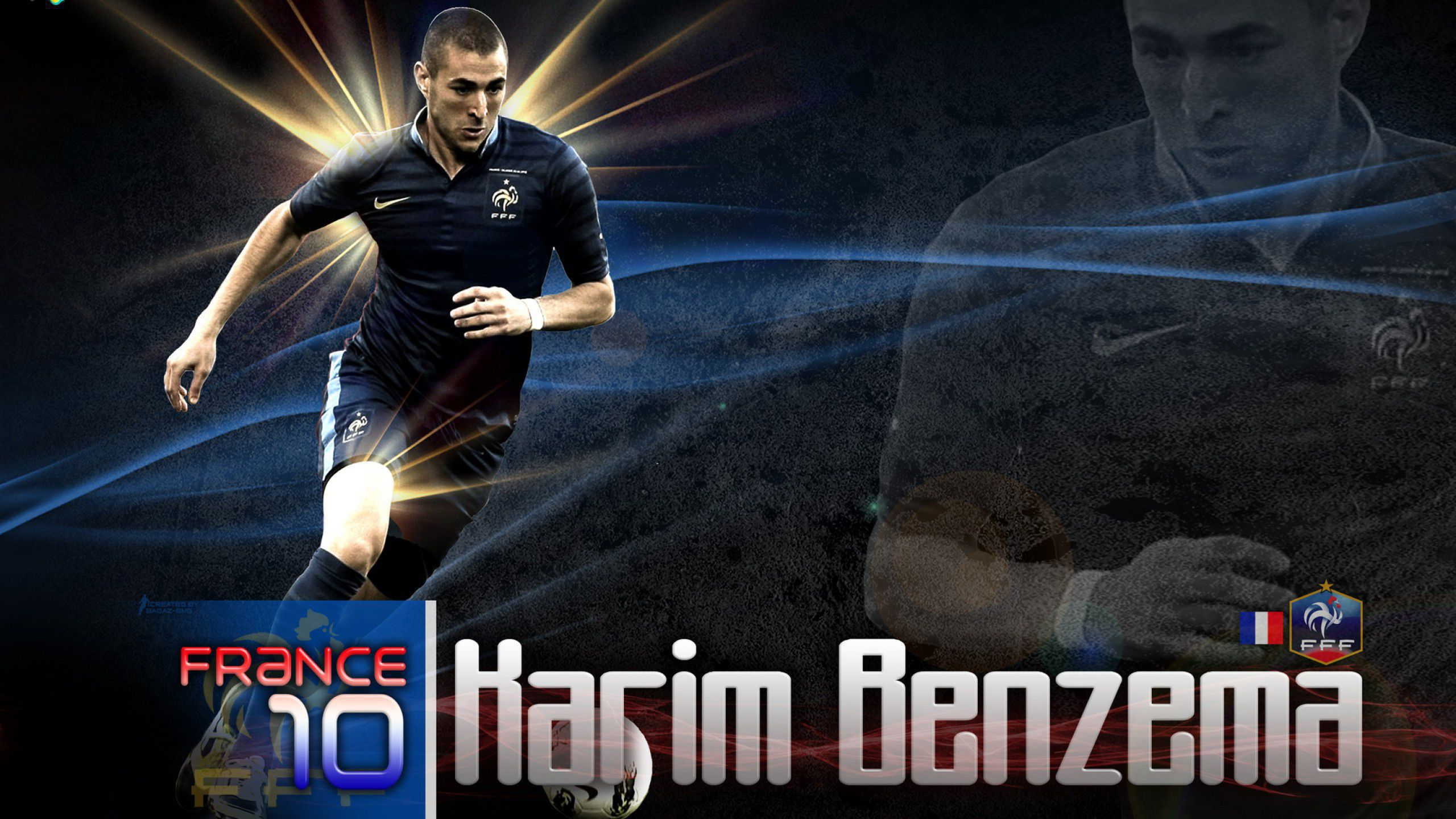 Karim Benzema 4k