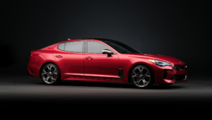 Kia Stinger Computer Wallpaper
