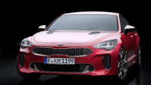 Kia Stinger Download