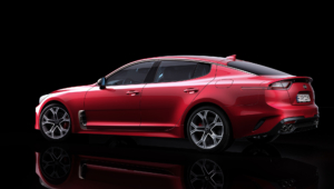 Kia Stinger Download Free Backgrounds Hd