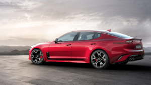 Kia Stinger Hd Background