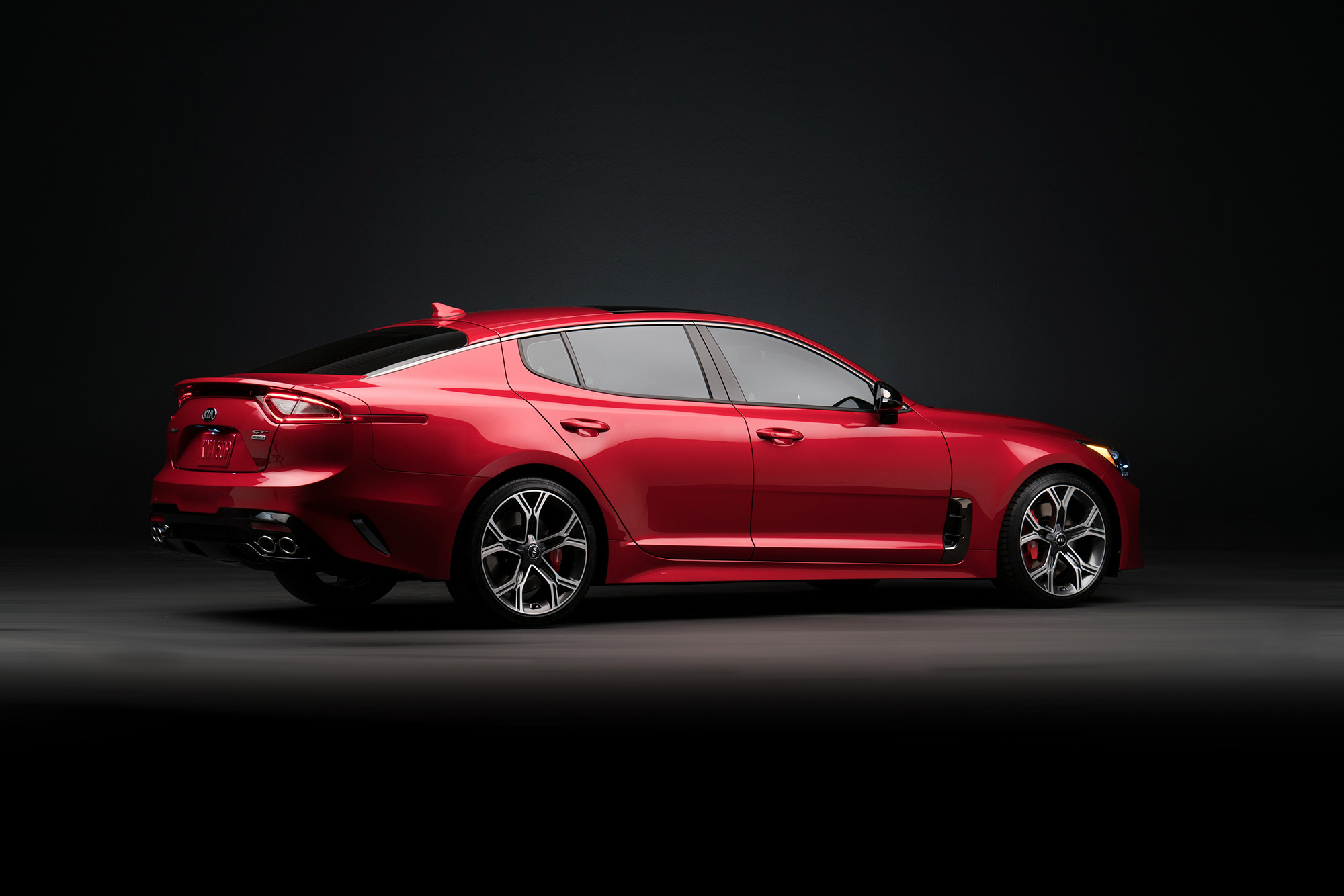 Kia Stinger High Definition Wallpapers