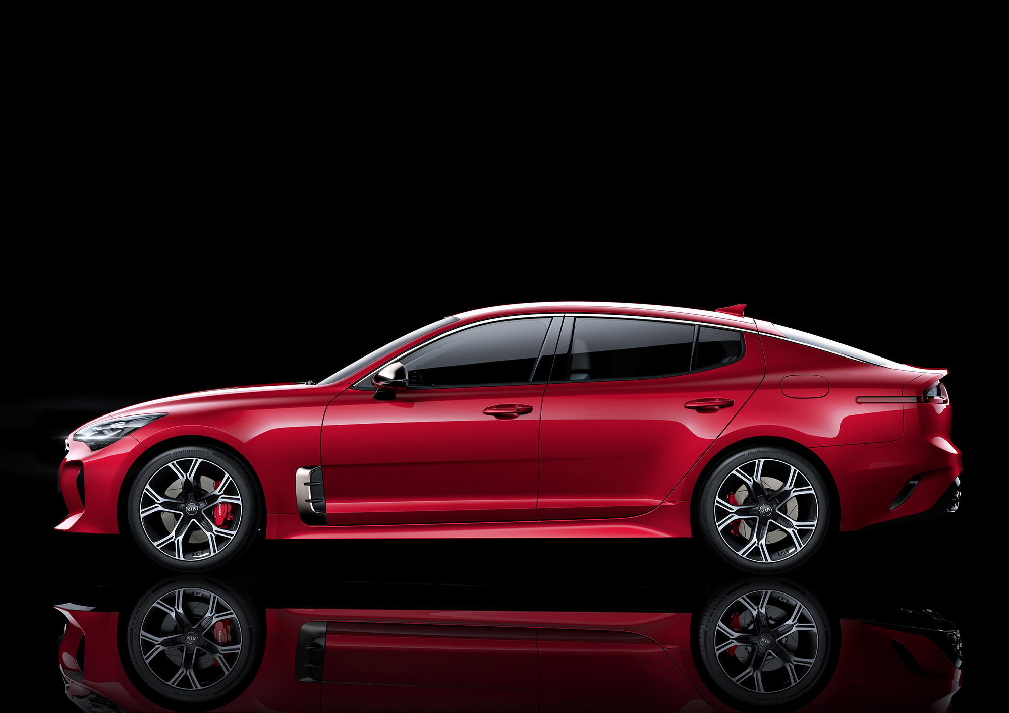 Kia Stinger Wallpapers Images Photos Pictures Backgrounds