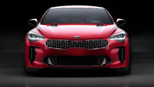 Kia Stinger Pictures