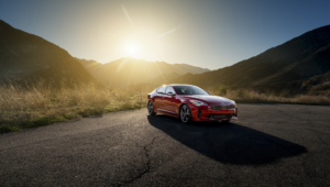 Kia Stinger Wallpapers