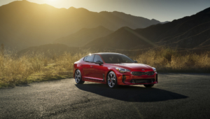 Kia Stinger Wallpapers Hd