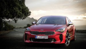 Kia Stinger For Desktop
