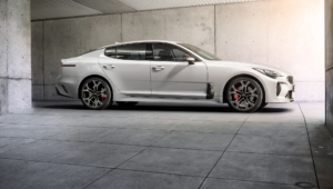Kia Stinger Full Hd