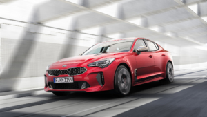 Kia Stinger Hot