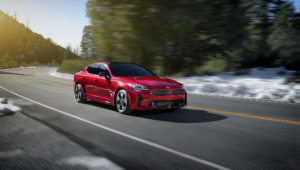 Kia Stinger Wallpaper For Windows