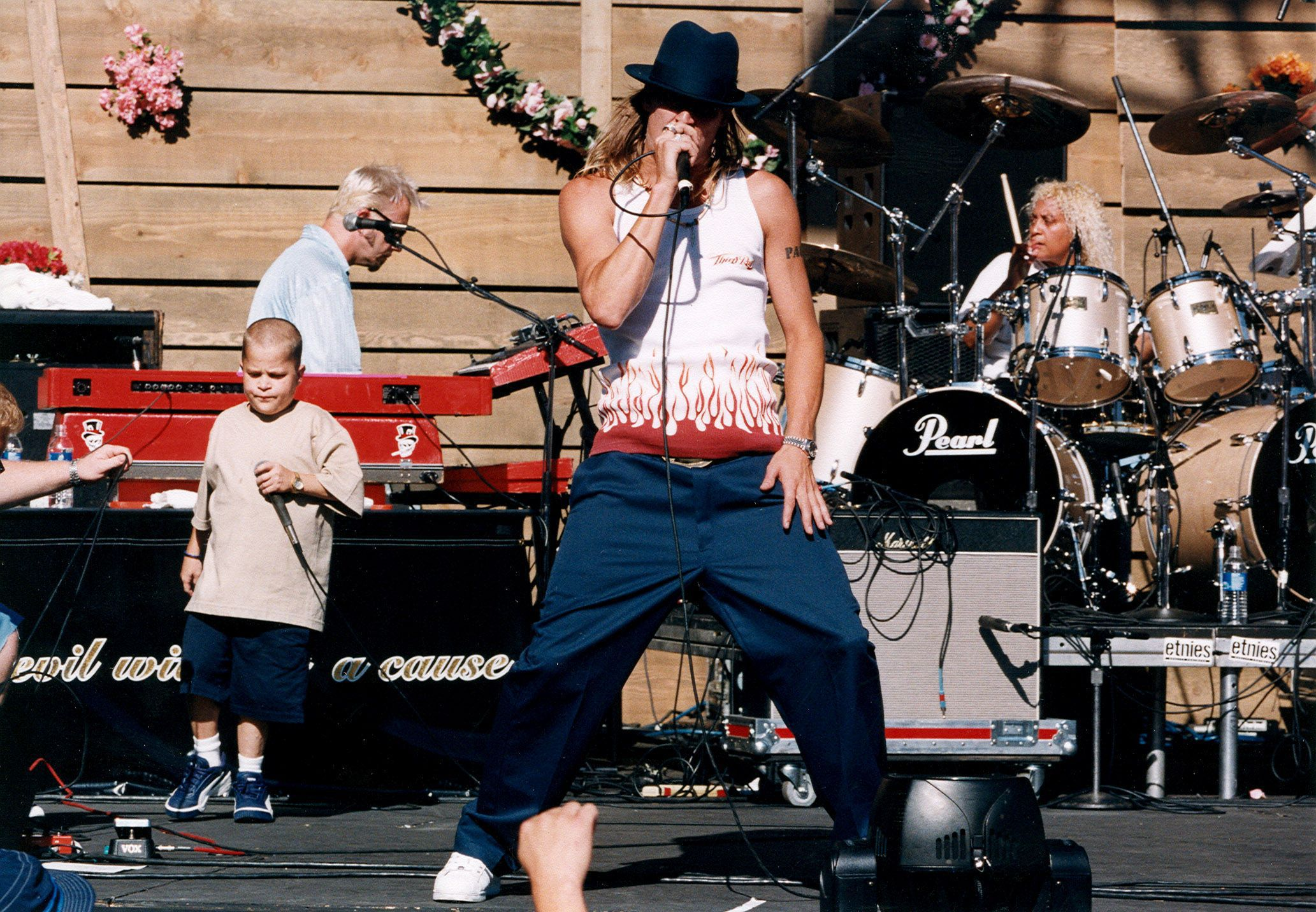 Kid Rock Background