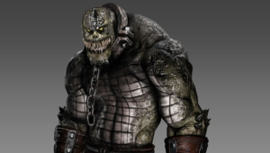 Killer Croc Computer Wallpaper