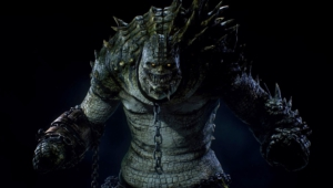 Killer Croc Wallpaper