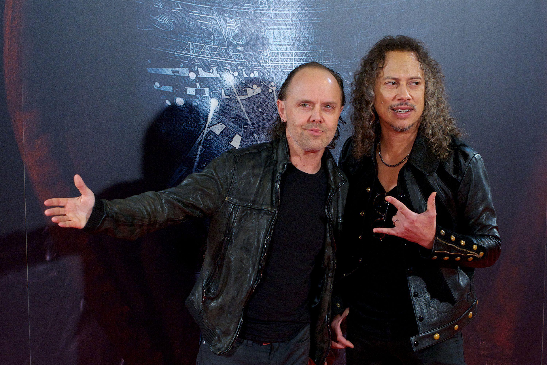 Kirk Hammett High Definition Wallpapers
